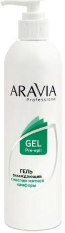 Aravia Гель охлаждающий - С маслом мятной камфоры