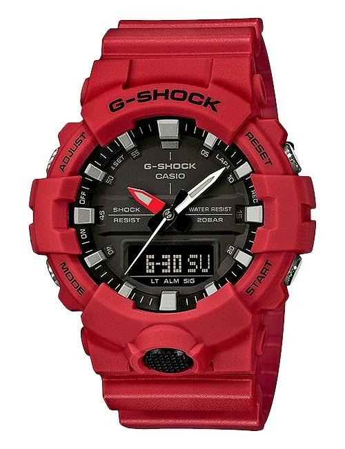 Часы мужские Casio GA-800-4A G-Shock