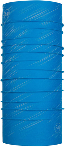 Бандана-труба летняя светоотражающая Buff CoolNet Reflective R-Blue