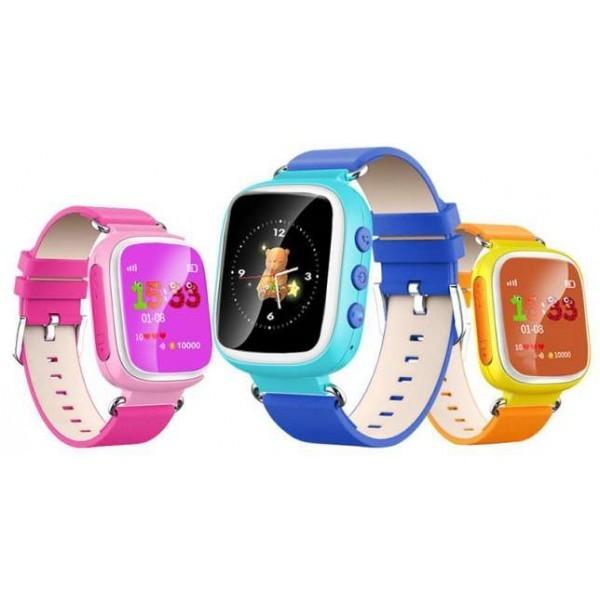 Умные часы и браслеты Детские часы с GPS маяком Smart Baby Watch Q60S chasi_Q60s.jpg