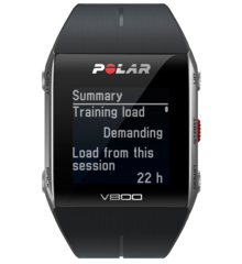 Пульсометр для фитнеса Polar V800 HR Black