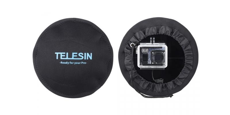 Защитный чехол для купола для съемки в воде Telesin два вида
