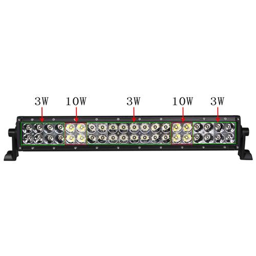 Фара Aurora 10 комбинированного белого света ALO-D1-10-P4BT ALO-D1-10-P4BT