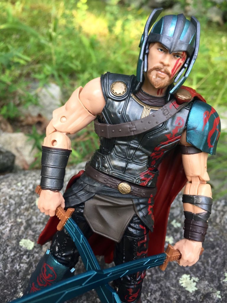 "Гладиатор Тор ""Рагнарёк"" (Thor ragnarok gladiator) - Marvel Select"