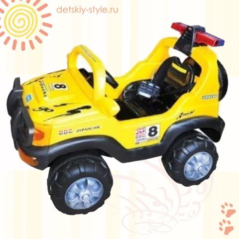 "Электромобиль Kids Cars ""Джип с Мигалкой FB958"""