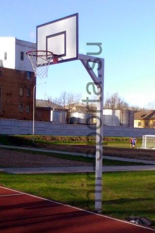 Стойка для баскетбола на улице
