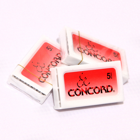 Сменные лезвия Derby Concord