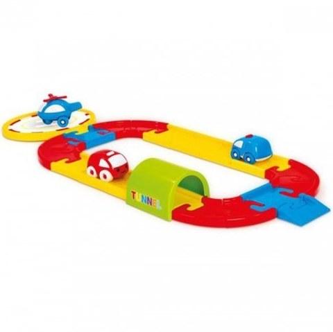 Игровой набор Dolu круговая дорога с машинками 24 детали DL_5049