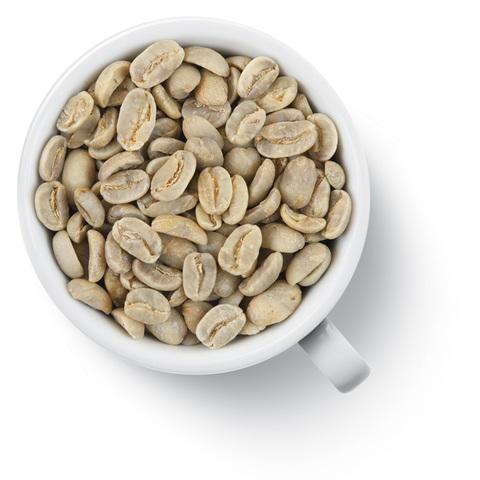 Эфиопия Мокко кофе зелёный в зёрнах 1 кг.
