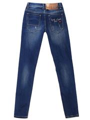 1-1086 джинсы мужские, синие