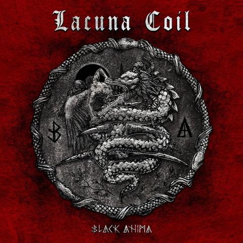 Lacuna Coil / Black Anima (LP+CD)