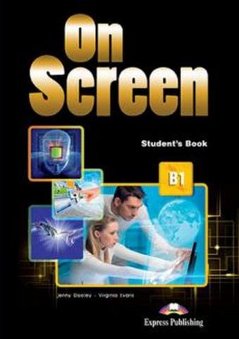 On Screen B1 Student's Book - пособие для ученика