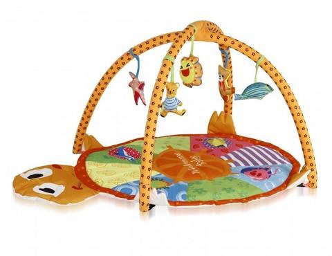 Развивающий коврик для новорожденных  Lorelli  Черепашка
