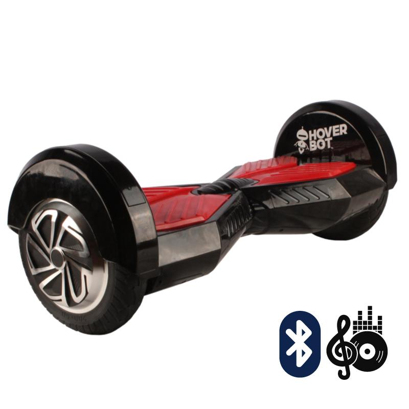 Hoverbot B1 (A7-BT) Transformer черно-красный (Bluetooth-музыка + сумка) - 8 дюймов  ТРАНСФОРМЕР, артикул: 570437