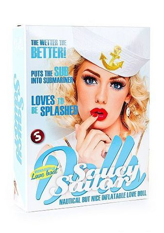 Кукла для секса Saucy Sailor