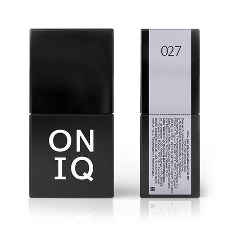 OGP-027 Гель-лак для покрытия ногтей. PANTONE: Nimbus Cloud