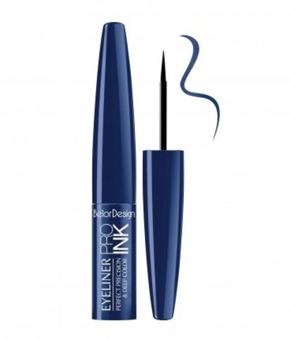 BelorDesign Pro Ink Подводка для глаз тон 3 (синяя)