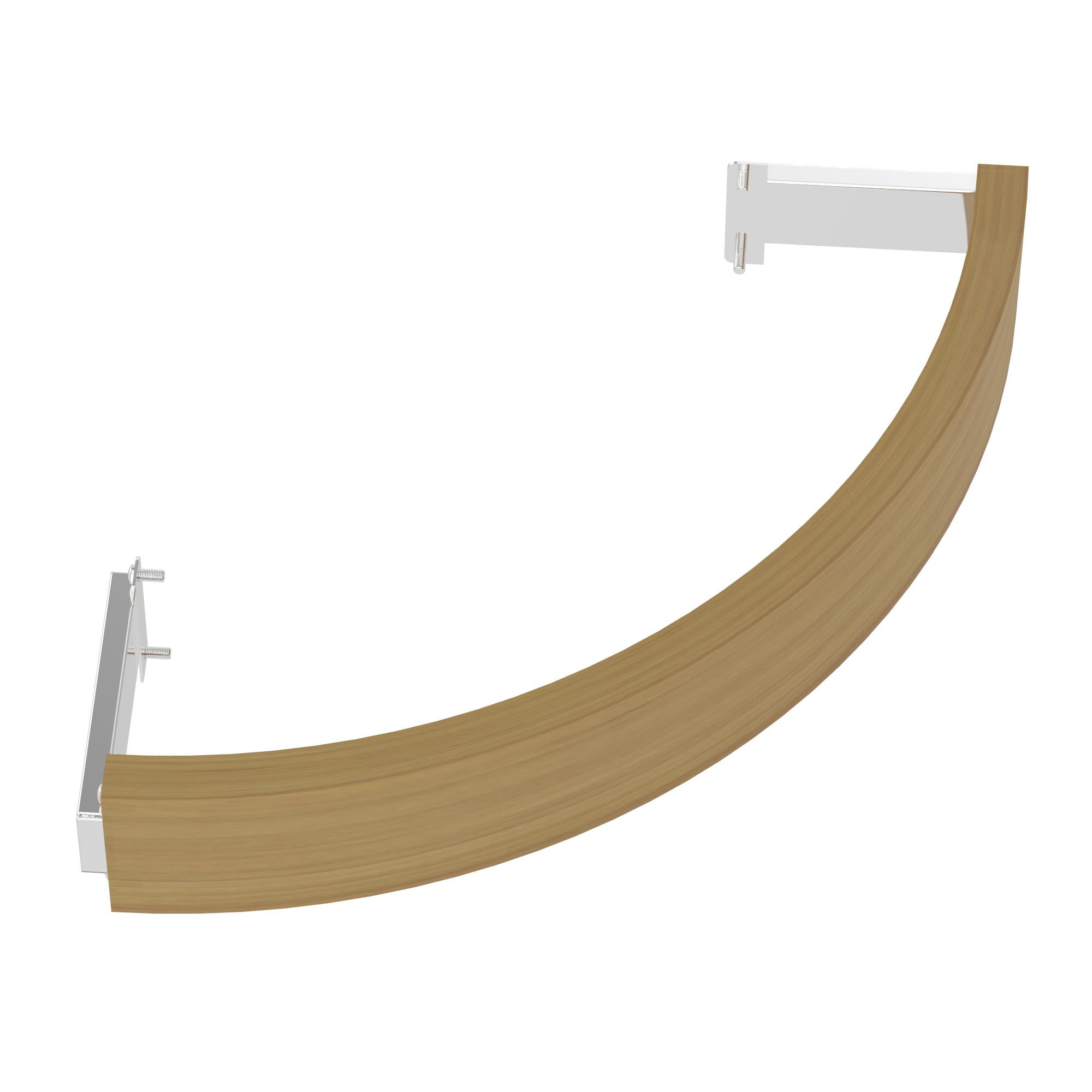 Ограждения и коврики: Деревянное ограждение SAWO TH-GUARD-W2-CNR-D для печи угловой установки TOWER TH2 TH3 (кедр)