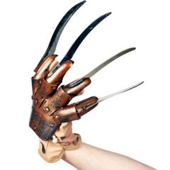 Перчатка Фредди Крюгера — Nightmare on Elm Street Freddy Krueger glove