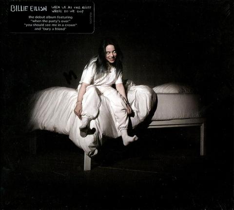 Billie Eilish / When We All Fall Asleep, Where Do We Go? (CD)