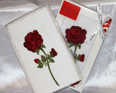 SINGLE ROSE - СИНГЛ РОС полотенце махровое в коробке Maison Dor Турция