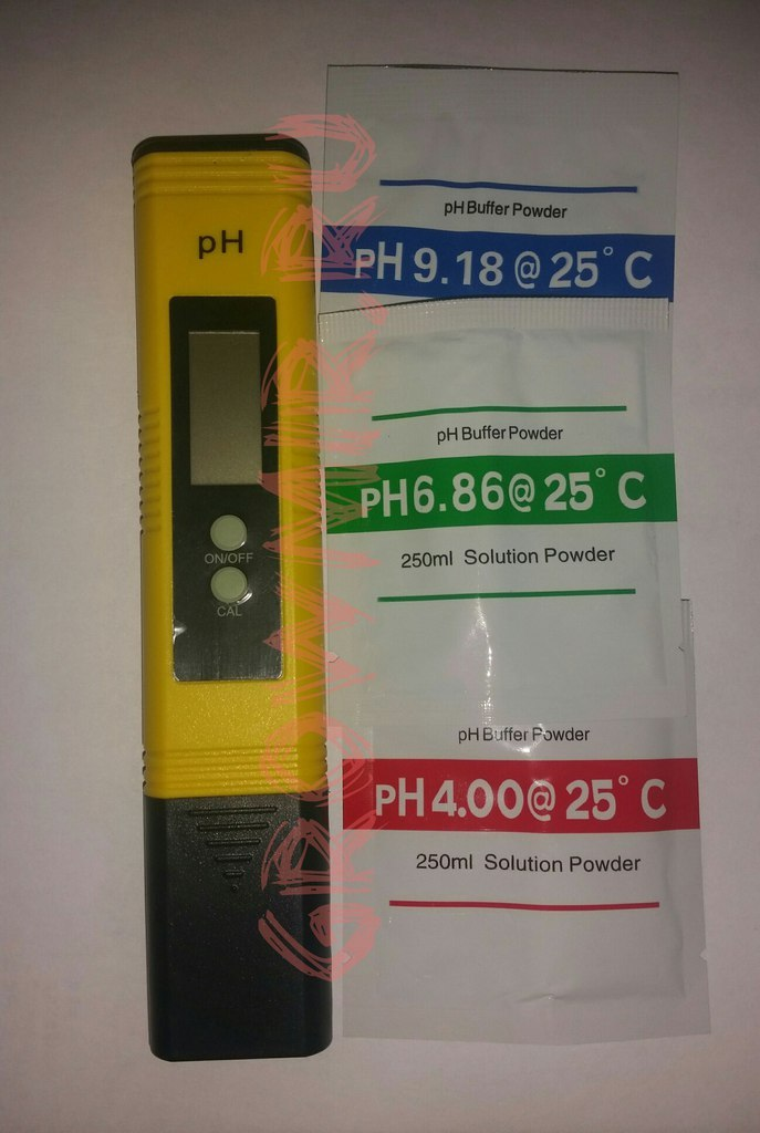 pH-метр Grit