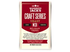Дрожжи Mangrove Jack's Craft Belgian Tripel M-31