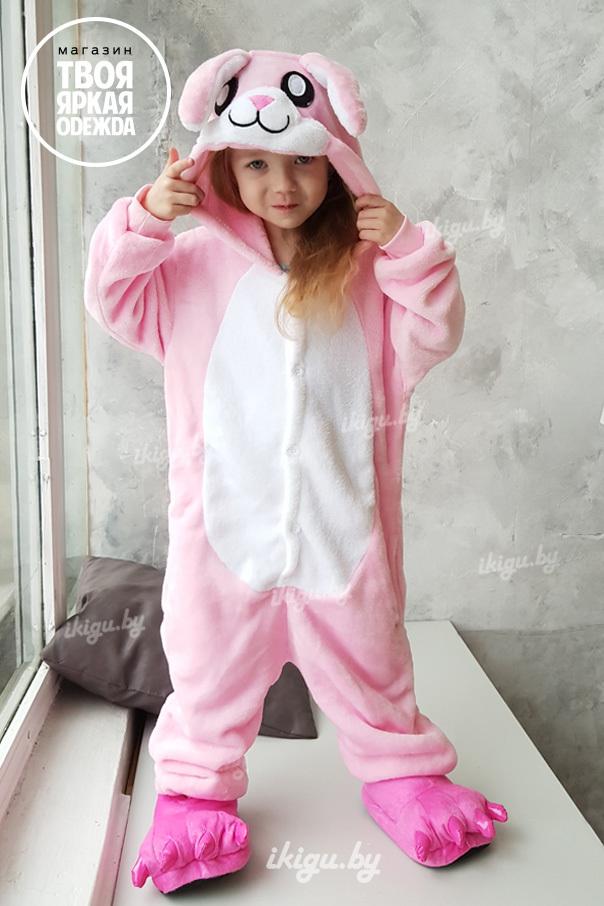 "Детские пижамы кигуруми ""Заяц Нежно - Розовый"" заяц-нежно-розовый.jpg"
