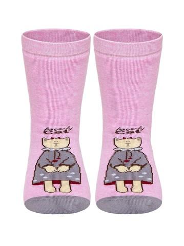 Детские носки Весёлые Ножки 17С-45СП (махровые, антискользящие) рис. 292 Conte Kids