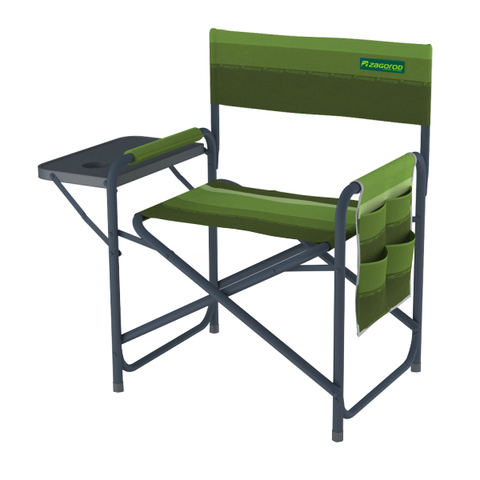 Кресло складное ZAGOROD со столиком К 903