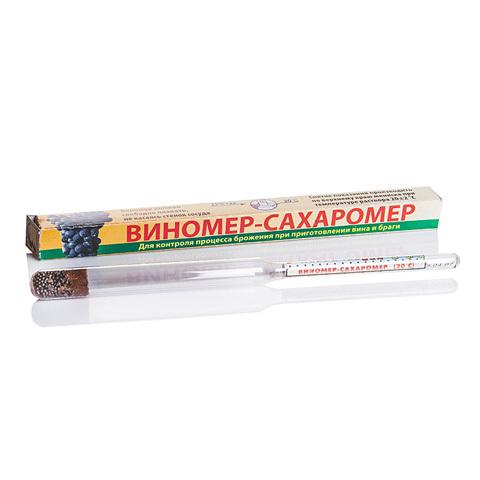 Виномер Сахаромер Инструкция - фото 9