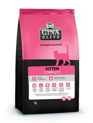 Gina Elite Kitten для котят, беременных и кормящих кошек