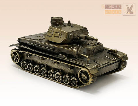 Танк Pz-IV AUSF.D (масштабная модель)