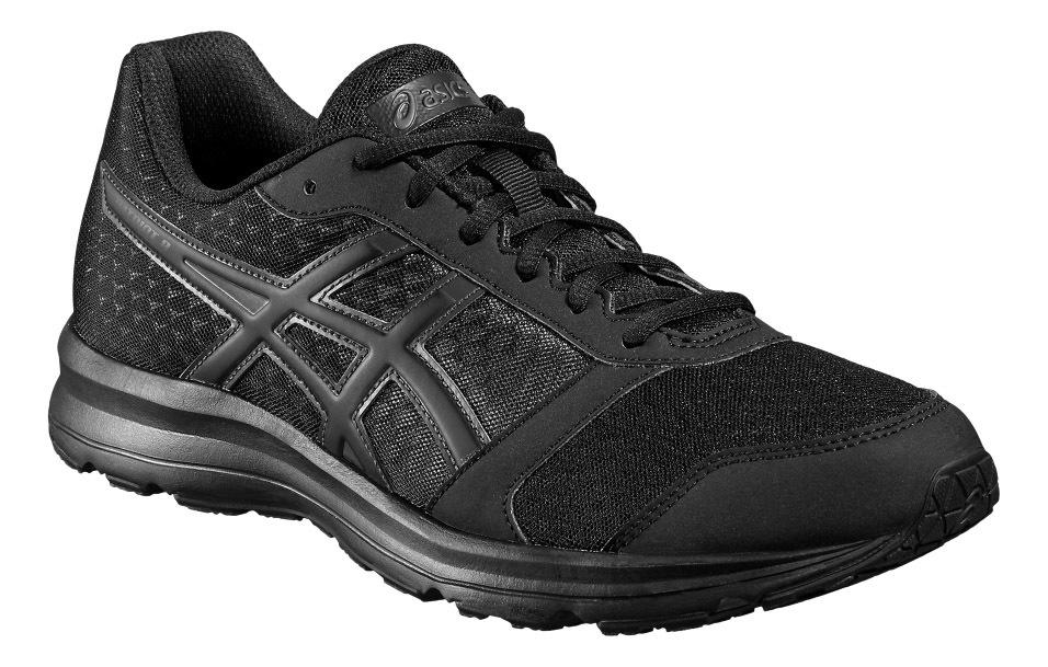 ASICS PATRIOT 8 мужские кроссовки для бега черные