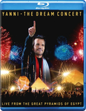 Yanni / The Dream Concert: Live From The Great Pyramids Of Egypt (Blu-ray)