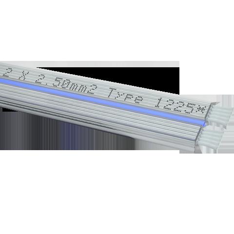 Oehlbach Silver Stream25 Speaker cable 2x2,5mm 100m, кабель акустический