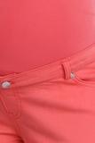 Брюки для беременных 02704 красный
