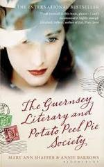 The Guernsey Literary and Potato Peel Pie Society By Annie Barr