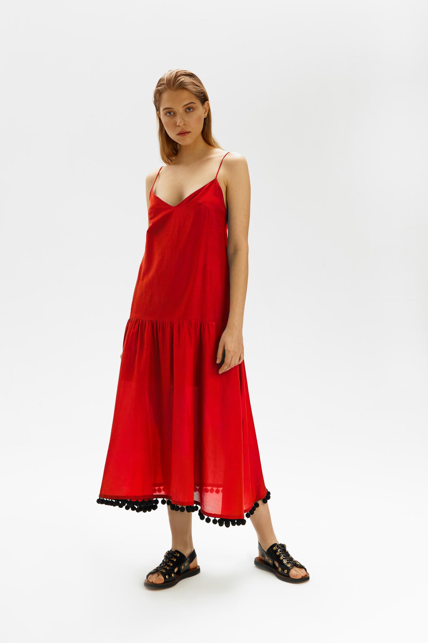 Платье-сарафан (E0129)