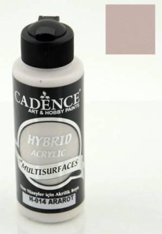 №14 Hybrid Acrylic, Аррорут, 70мл., Cadence