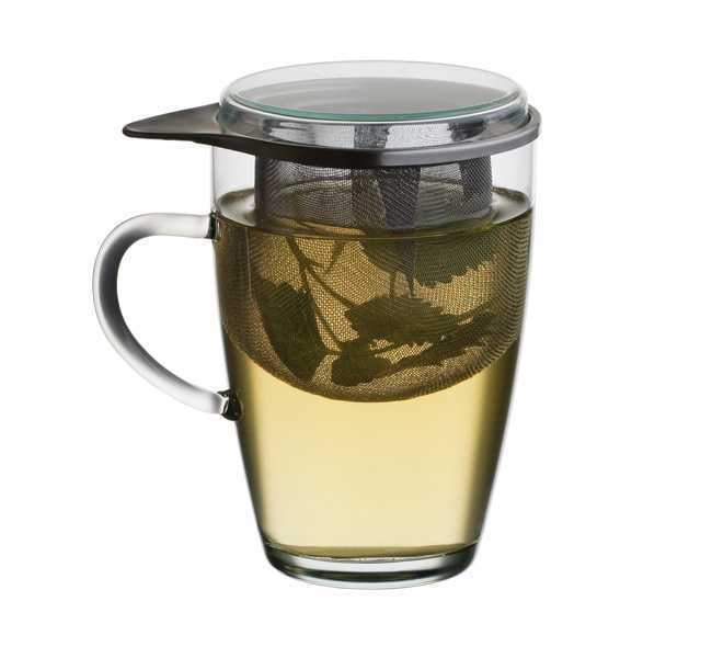 Заваренный Непальский чай