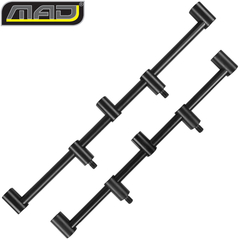 Комплект перекладин для 4 удилищ MAD BLACK ALUMINIUM Goal Post Buzzer Bar 4 Rod / 2шт.
