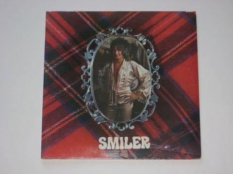 Rod Stewart / Smiler (LP)