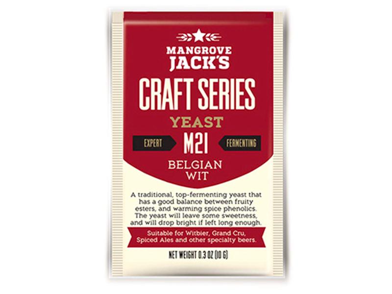 Дрожжи пивные Дрожжи Mangrove Jack's Craft Belgian Wit M-21 9319_P_1461878073341.jpg