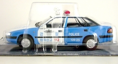 Daewoo Espero S South Korea Police 1:43 DeAgostini World's Police Car #71
