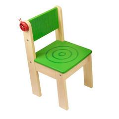I'M Toy Детский стульчик - деревянный (зеленый) (42022GR)