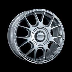 Диск колесный BBS RF 7x17 5x100 ET42 CB70.6 brilliant silver