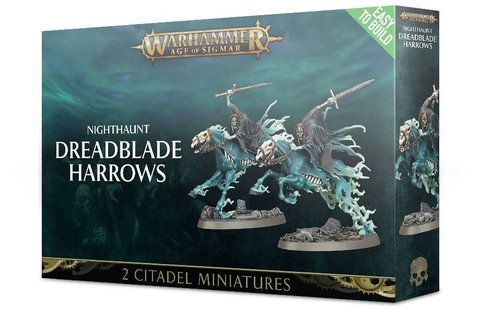 Nighthaunt: Dreadblade Harrows