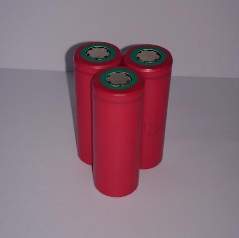 Аккумулятор SANYO UR18500FK Li-ion 1700mAh 3,7V 6,2Wh
