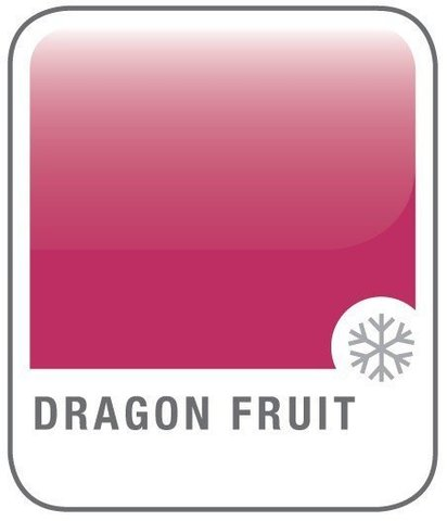 Гелевый пигмент DRAGON FRUIT, Organic line, Amiea
